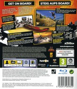 Tony Hawk: Shred PS3 cover (BLES01002)