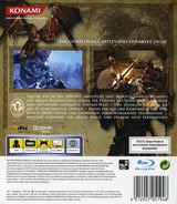 Castlevania: Lords of Shadow PS3 cover (BLES01047)