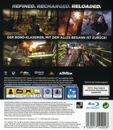 Golden Eye 007: Reloaded PS3 cover (BLES01292)