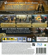 Call of Juarez: the Cartel PS3 cover (BLES01352)