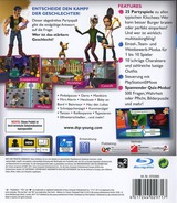 Das Duel Männer vs Frauen PS3 cover (BLES01494)