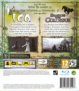 The ICO & Shadow of the Colossus Collection PS3 cover (BCES01115)