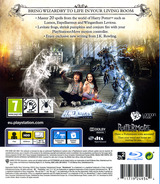 Wonderbook: Book of Spells PS3 cover (BCES01531)