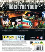 NFL Tour PS3 cover (BLES00218)