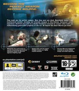 Robert Ludlum's The Bourne Conspiracy PS3 cover (BLES00249)