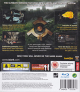 Alone in the Dark: Inferno PS3 cover (BLES00422)