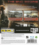Terminator Salvation PS3 cover (BLES00537)