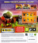Skylanders Giants PS3 cover (BLES01689)