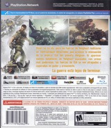 Killzone 3 PS3 cover (BCUS98234)