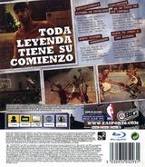 NBA Street Homecourt PS3 cover (BLES00038)