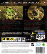 Medal of Honor: Airborne PS3 cover (BLES00174)