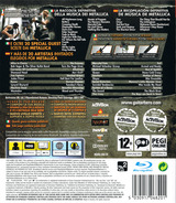 Guitar Hero: Metallica PS3 cover (BLES00479)
