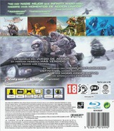Call of Duty:Modern Warfare 2 PS3 cover (BLES00687)