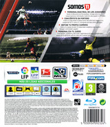 FIFA 11 PS3 cover (BLES01059)