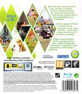 Los Sims 3: ¡Vaya Fauna! PS3 cover (BLES01368)