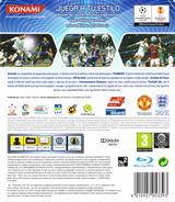 Pro Evolution Soccer 2012 PS3 cover (BLES01408)