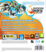 Summer Stars 2012 PS3 cover (BLES01528)