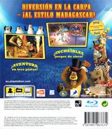 Madagascar 3: De Marcha por Europa PS3 cover (BLES01624)