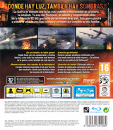 Air Conflicts: Vietnam PS3 cover (BLES01858)