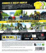 Le Tour de France 2014 PS3 cover (BLES02006)