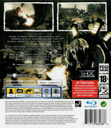 Resistance: Fall of Man pochette PS3 (BCES00001)
