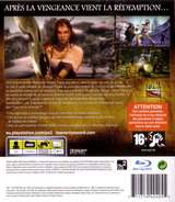 Heavenly Sword pochette PS3 (BCES00078)