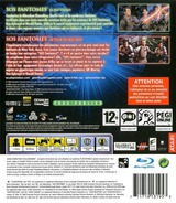 Ghostbusters: The Videogame & The Blu-Ray Movie pochette PS3 (BCES00642)