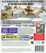 Twisted Metal pochette PS3 (BCES01010)