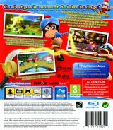 Ape Escape pochette PS3 (BCES01186)