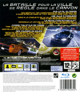 Need for Speed: Carbon pochette PS3 (BLES00020)