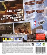 NBA Street Homecourt pochette PS3 (BLES00038)