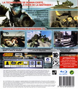 Tom Clancy's Ghost Recon: Advanced Warfighter 2 pochette PS3 (BLES00067)