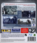 Assassin's Creed pochette PS3 (BLES00158)