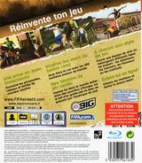 FIFA Street 3 pochette PS3 (BLES00188)