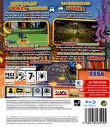 Sega Superstars Tennis pochette PS3 (BLES00232)