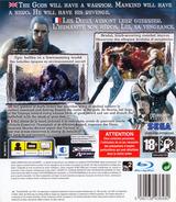 Viking: Battle for Asgard pochette PS3 (BLES00242)
