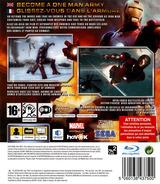 Iron Man pochette PS3 (BLES00247)