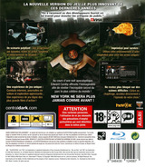 Alone in the Dark: Inferno pochette PS3 (BLES00422)