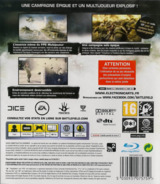 Battlefield: Bad Company 2 pochette PS3 (BLES00773)