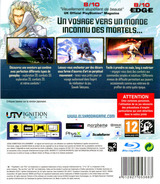 El Shaddai: Ascension of the Metatron pochette PS3 (BLES01163)