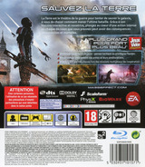 Mass Effect 3 pochette PS3 (BLES01462)