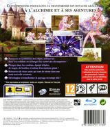 Atelier Meruru: The Apprentice of Arland pochette PS3 (BLES01593)