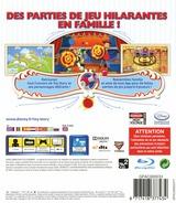 Toy Story Mania! pochette PS3 (BLES01730)