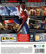 The Amazing Spider-Man 2 pochette PS3 (BLES01817)