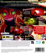 The Witch and the Hundred Knight pochette PS3 (BLES01987)