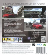 Gran Turismo 5: Prologue PS3 cover (BCES00104)