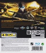 Wanted: Weapons of Fate PS3 cover (BLES00504)