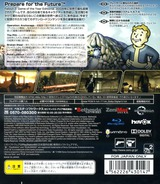 Fallout 3 Game of the Year Edition PS3 cover (BLJS10068)