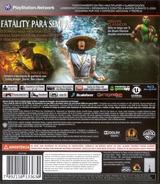 Mortal Kombat Komplete Edition PS3 cover (BLUS30902)
