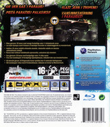 MotorStorm: Pacific Rift PS3 cover (BCES00129)